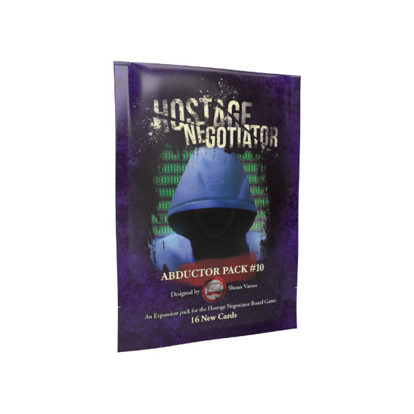 Hostage Negotiator Abductor Pack 10 Expansion