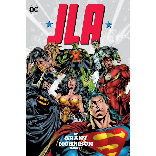 JLA by Grant Morrison Omnibus HC