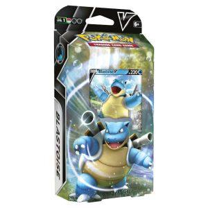 Pokemon TCG Blastoise V Battle Deck.