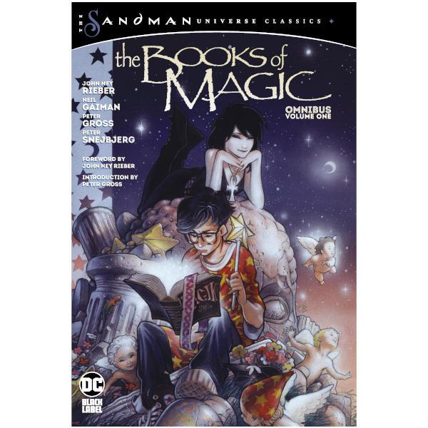 Sandman Books of Magic Omnibus Volume 1 HC (MR)