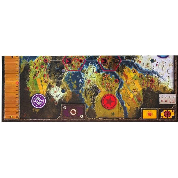 Scythe Board Extension Expansion