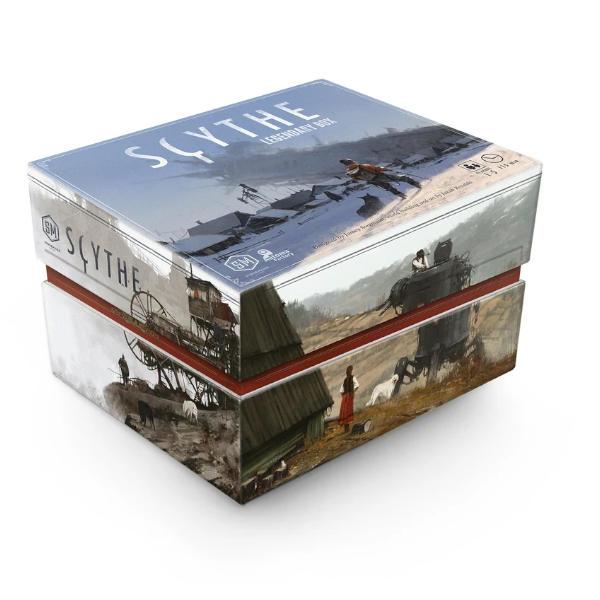 Scythe Legendary Box Expansion