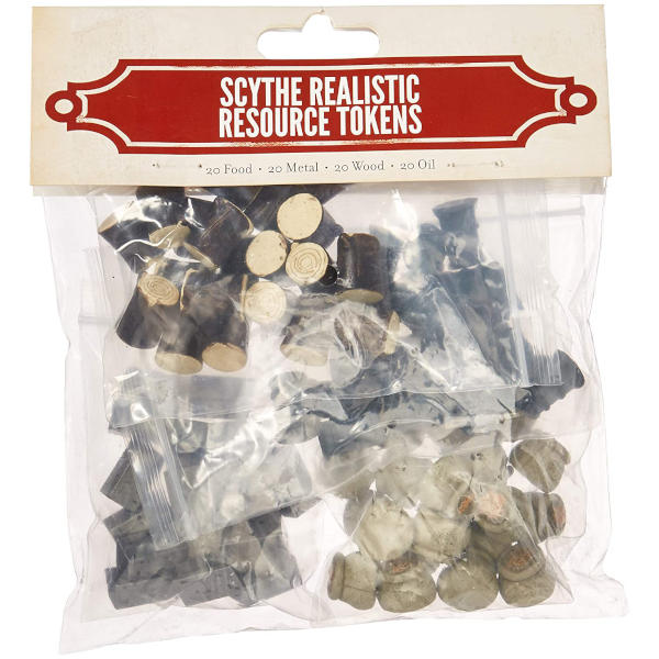 Scythe Realistic Resources.
