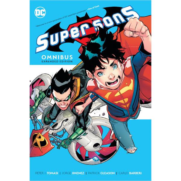 Super Sons Omnibus HC