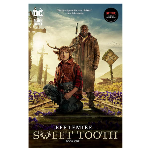 Sweet Tooth Book One Softcover