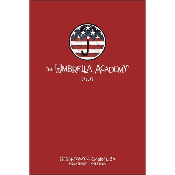 Umbrella Academy Library Edition Volume 2 HC Dallas